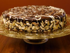 Queen of Sheba Chocolate Torte