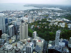 A view of the wonderful city of Auckland